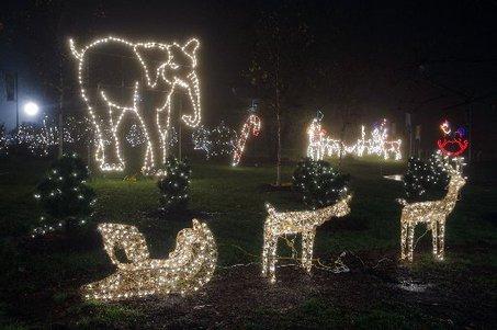 Attractive Pnc Bank Art Center Christmas Lights   Christmas Lights Card And .