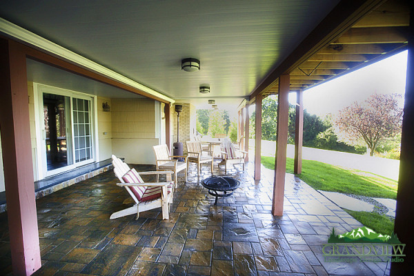 On Cool Autumn Nights, Donu0027t Let The Chill In The Air Drive You Indoors.  Your Patio Will Get Much More Use If You Install A Firepit.