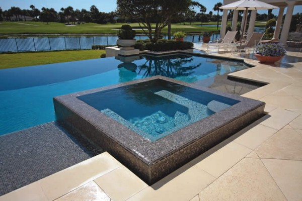7 features that make your pool design more exciting for Spa and pool