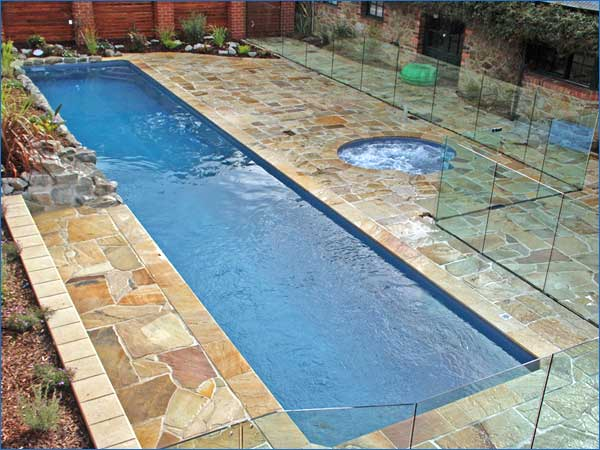 7 features that make your pool design more exciting for How to build a lap pool