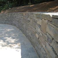 Retaining Wall Design Amp Installation Grandview Landscape