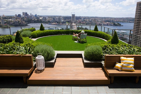 10 Stunning Rooftop Garden Designs - Grandview Landscaping