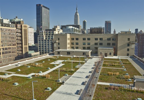 10 stunning rooftop garden designs grandview landscaping - Garden city ny distribution center ...